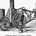 Paving Machine, 1879 by Granger