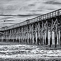 Pawleys Island Pier by Fran Gallogly