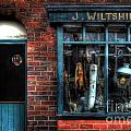 Pawnbroker's Shop by Yhun Suarez