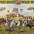 Pawnee Bill Poster, 1895 by Granger