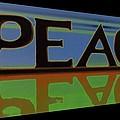 Peace-2 by Ines Garay-Colomba