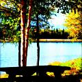 Peaceful Picnic by Kathy Sampson