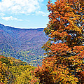 Peaks And Colors by Susan Leggett