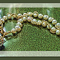 Pearl Bracelet by Debbie Portwood