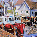 Peggy S Cove 02 By Prankearts by Richard T Pranke