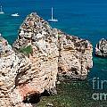 Peidades Coast Portugal by Jim Chamberlain
