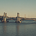 Pelham Bridge - Fade by Paulette B Wright