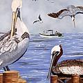 Pelican Bay by Debbie LaFrance