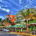 Pelican Hotel by Sean Allen