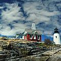 Pemaquid Lighthouse by Alana Ranney