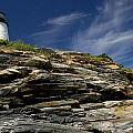 Pemaquid Point Lighthouse by Rick Berk