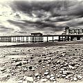 Penarth Pier Cream by Steve Purnell