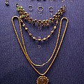 Pendant With Bracelet by Andonis Katanos