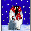 Penguin's First Christmas by Marla Saville
