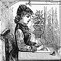 Penmanship Manual, C1880 by Granger