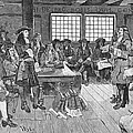 Penn And Colonists, 1682 by Granger