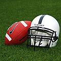 Penn State Football Helmet by Joe Rokita