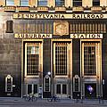 Pennsylvania Railroad Suburban Station by Bill Cannon
