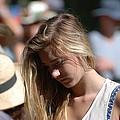 Pensive Girl by Eric Tressler