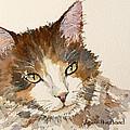 Pensive by Lynn Presland