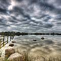 Penyfan Pond 3 by Steve Purnell