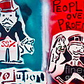 People Over Profits by Tony B Conscious