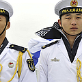 Peoples Liberation Army Navy Sailors by Stocktrek Images