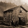 Peoples Petroleum Co., In 1865. With by Everett
