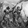 Pequot War, 1636-3 by Granger