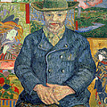 Pere Tanguy by Vincent van Gogh
