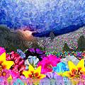 Perennially Beautiful II by David Glotfelty