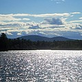 Perfect Day On The Lake by Kevin Fortier