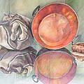 Perol Con Bulto Y Pan by Sonia Tudela