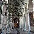 Perpendicular Cross Vault by Christiane Schulze Art And Photography