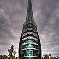 Perth Bell Tower by Gordon Pressley
