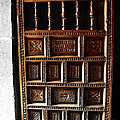 Peruvian Door Decor 18 by Xueling Zou
