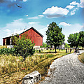 Peter Stuckey Farm by Tom Schmidt