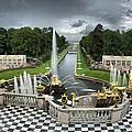 Peterhof Palace 16x9 by Michael Goyberg