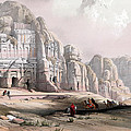 Petra  by Munir Alawi