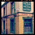Peveril Of The Peak Pub by Chris Jones