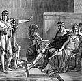 Phaedra And Hippolytus by Granger