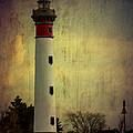 Phare De Ouistreham Or Ouistreham Lighthouse    Caen by Clare Bambers