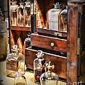 Pharmacy - Medicine Cabinet by Paul Ward