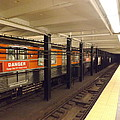 Philadelphia Broadstreet Subway by LaTroy Baldwin