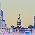 Philadelphia From South Camden by Bill Cannon