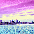 Philadelphia Morning View by Bill Cannon