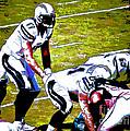 Phillip Rivers Quarterback by RJ Aguilar
