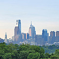 Philly Skyline by Bill Cannon