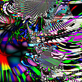 Phoenix Rising . Square . S3.s9 by Wingsdomain Art and Photography