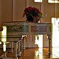 Piano In Light by Lori Leigh